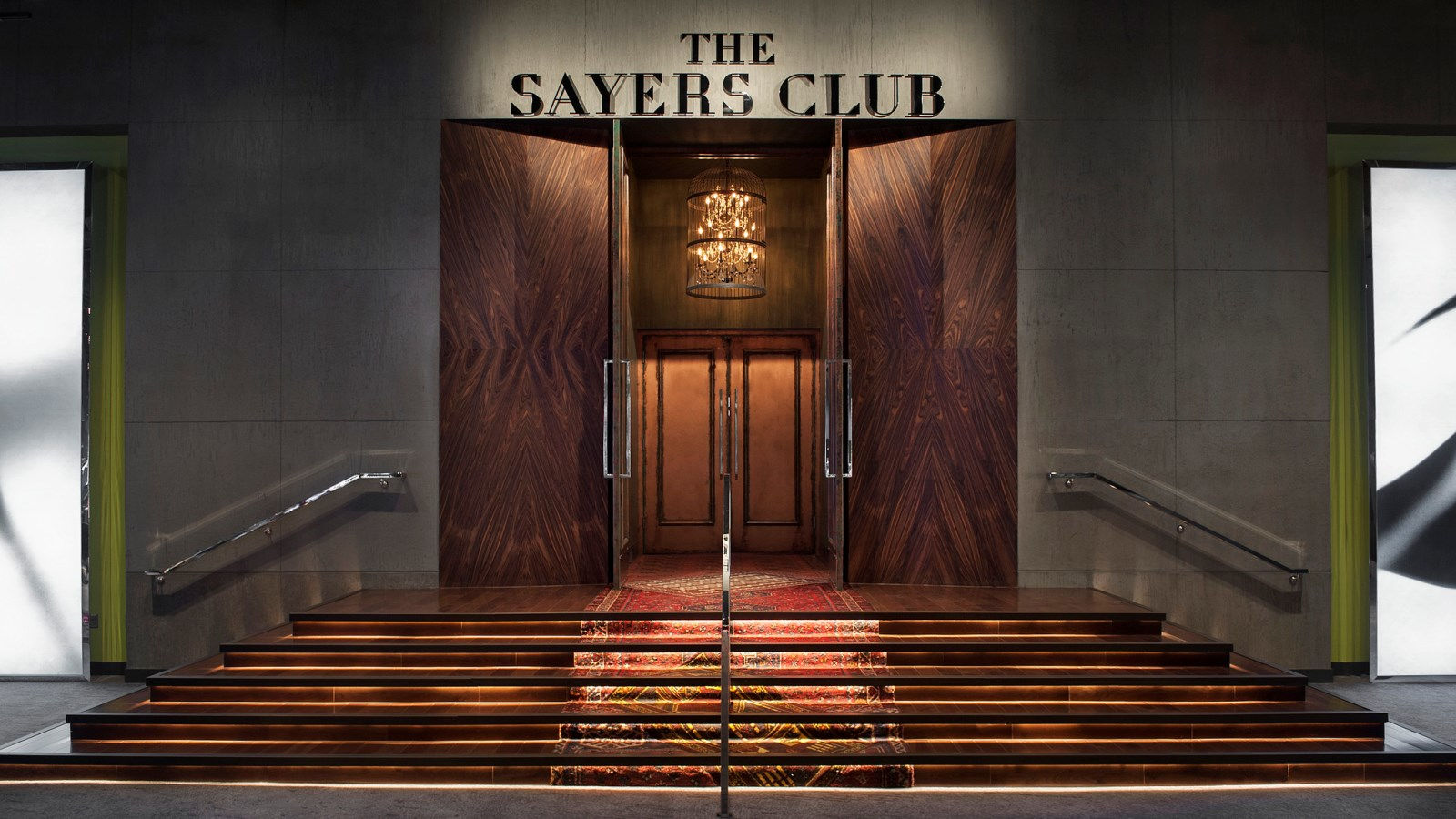 Las Vegas Nightlife - Sayers Club