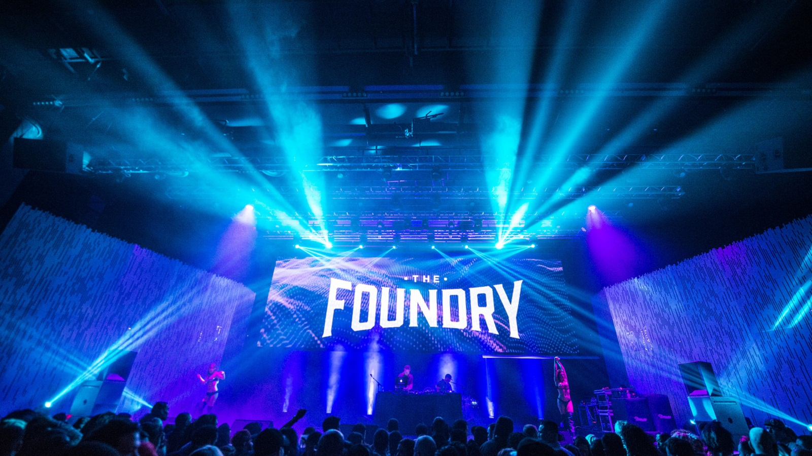 Las Vegas Nightlife - Foundry