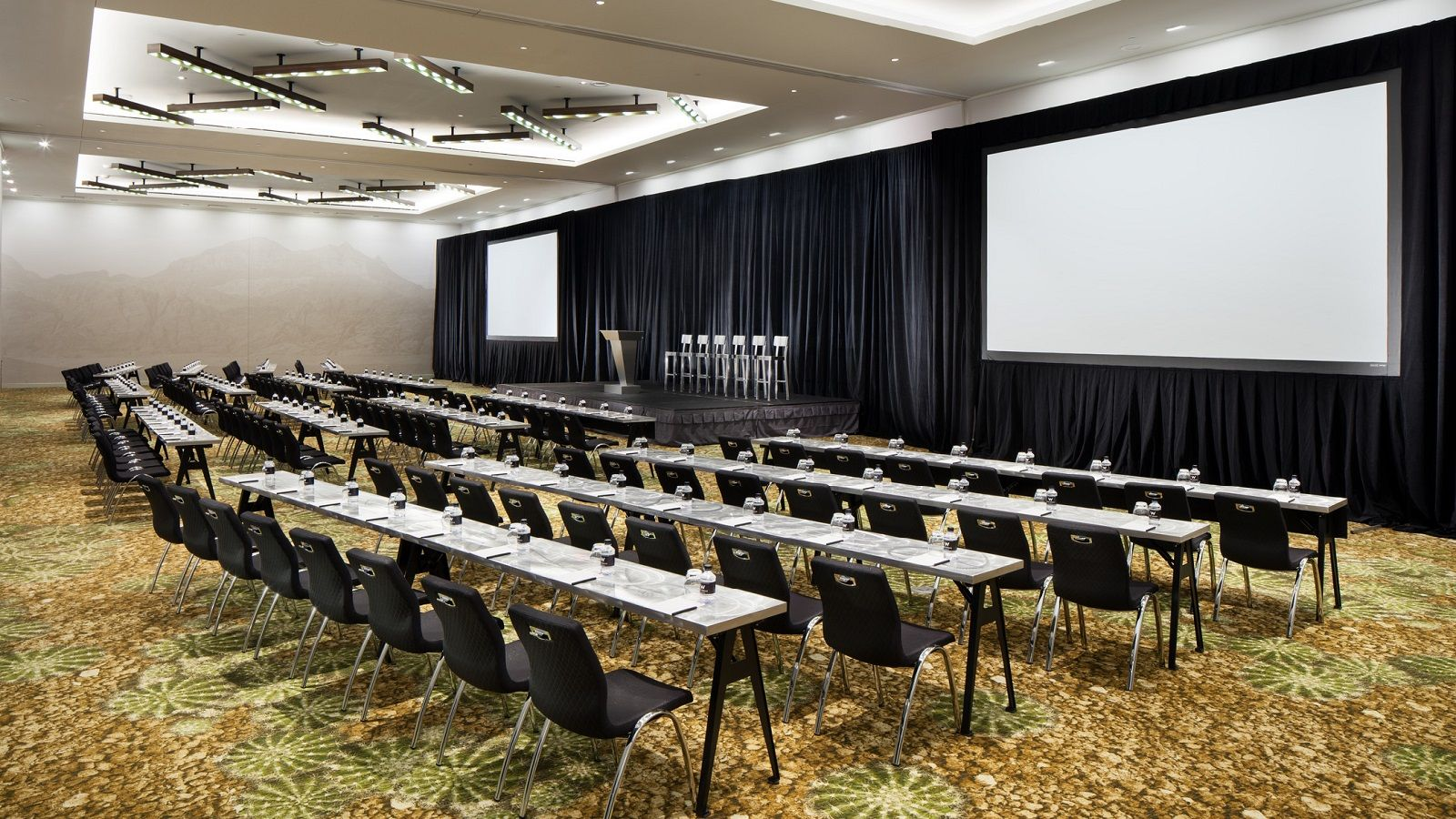 Great Room Classroom Set Up - Social Events W Las Vegas