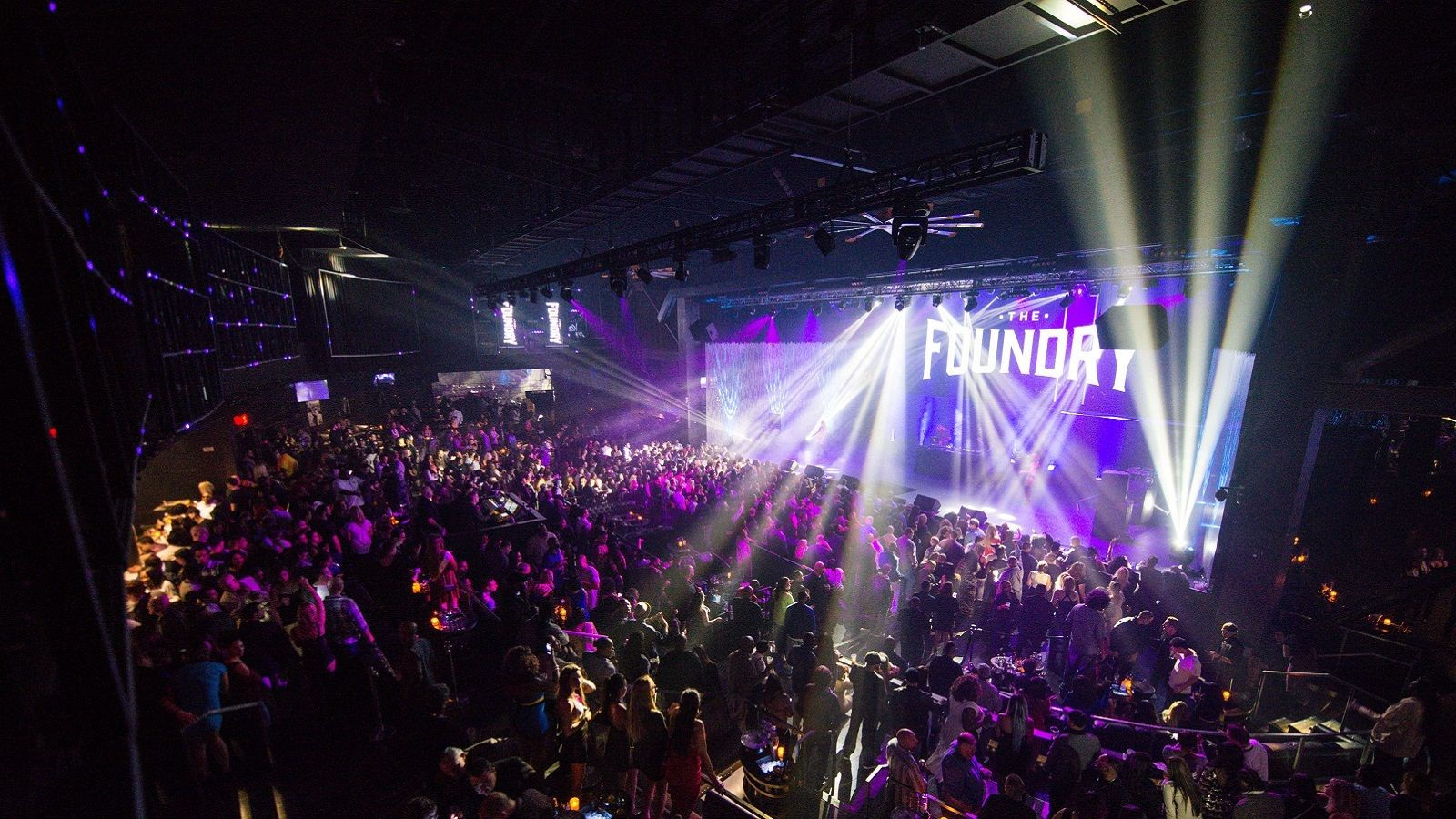 Las Vegas Nightlife - The Foundry