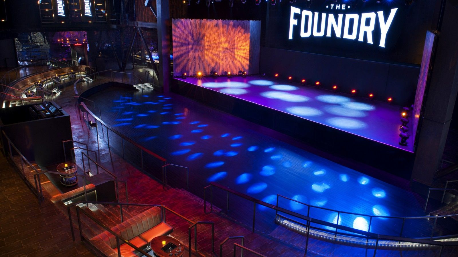 The Foundry - Social Events at W Las Vegas