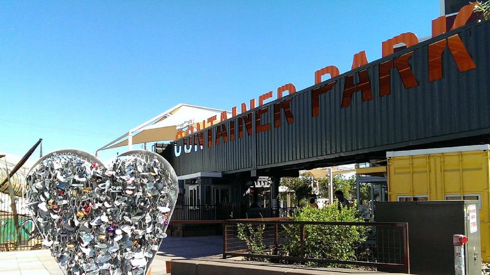 Las Vegas Shopping - Downtown Container Park
