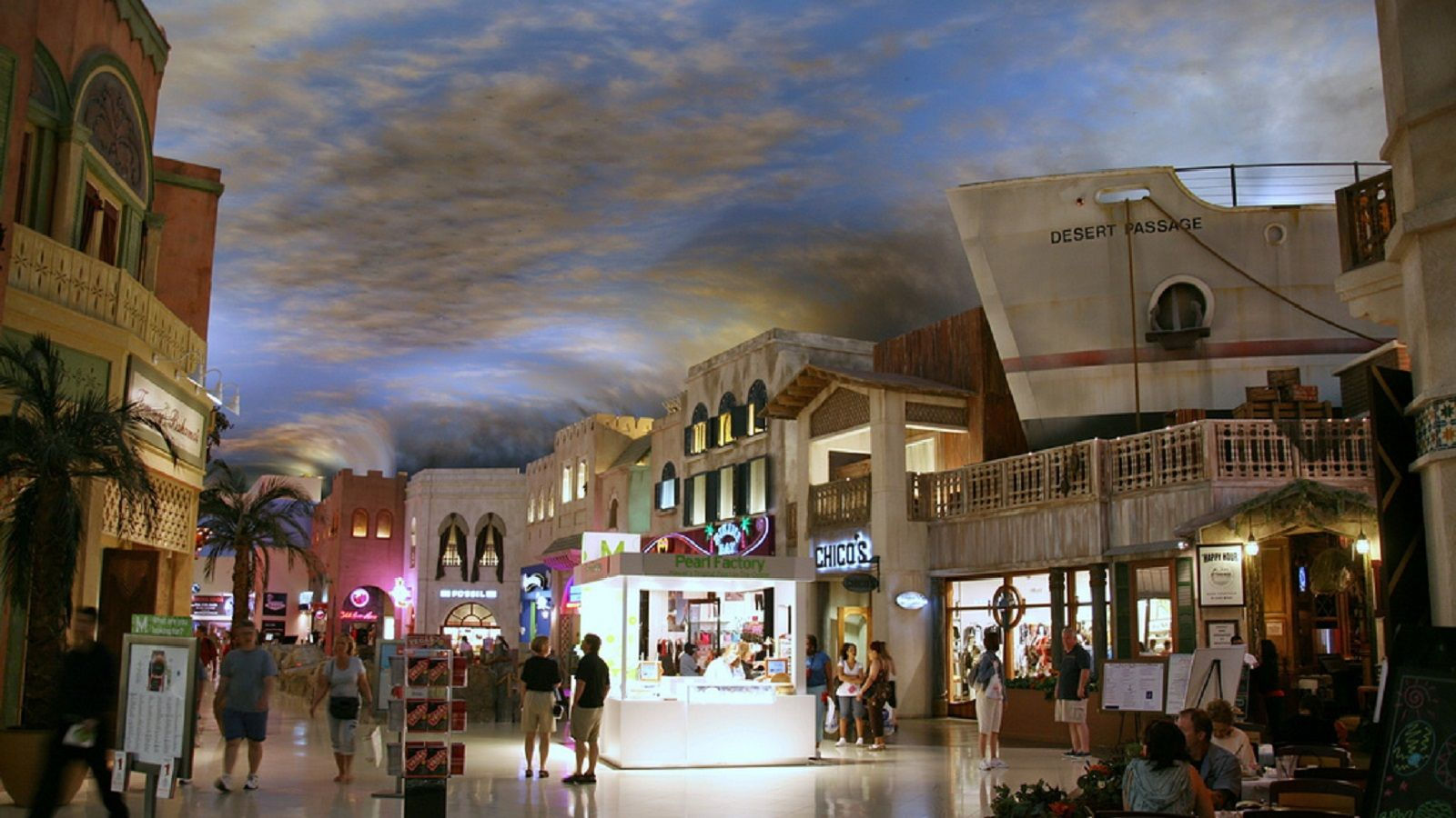 Las Vegas Shopping - Miracle Mile