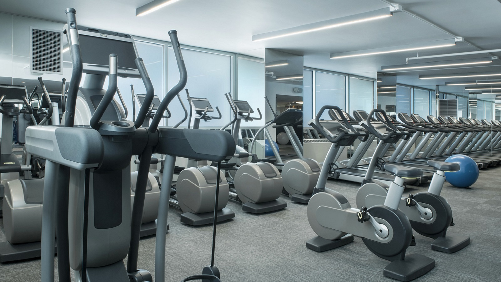 Las Vegas Hotel Features - Fit